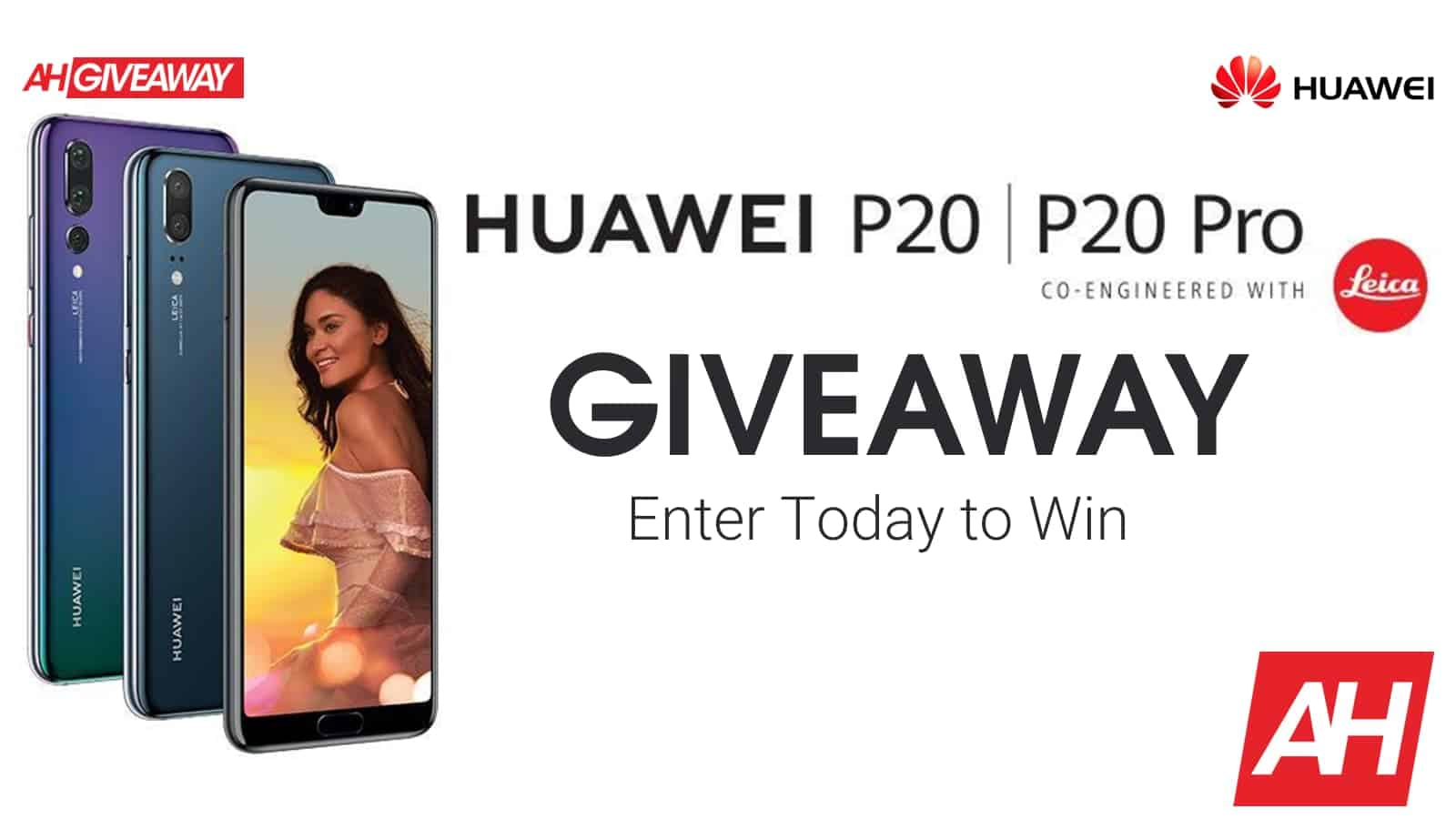 ANDROID HEADLINES Huawei P20 P20 Pro Giveaway
