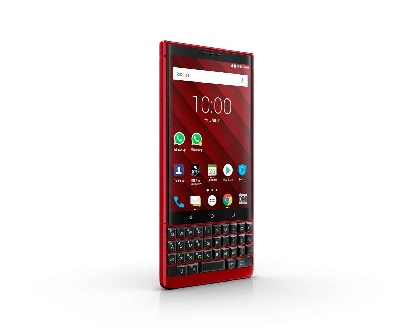 BlackBerry KEY2 Red Edition 3