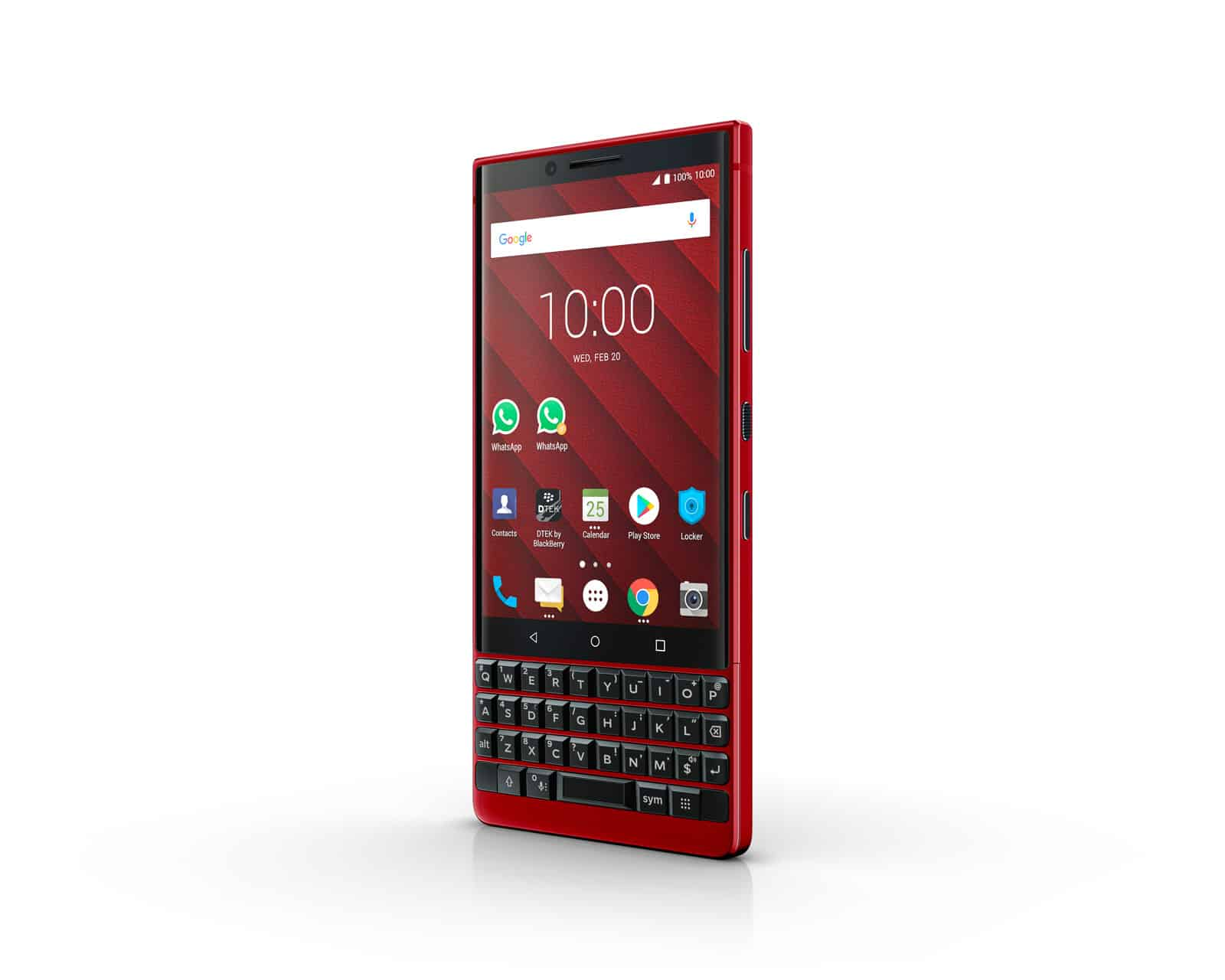 BlackBerry KEY2 Red Edition 4