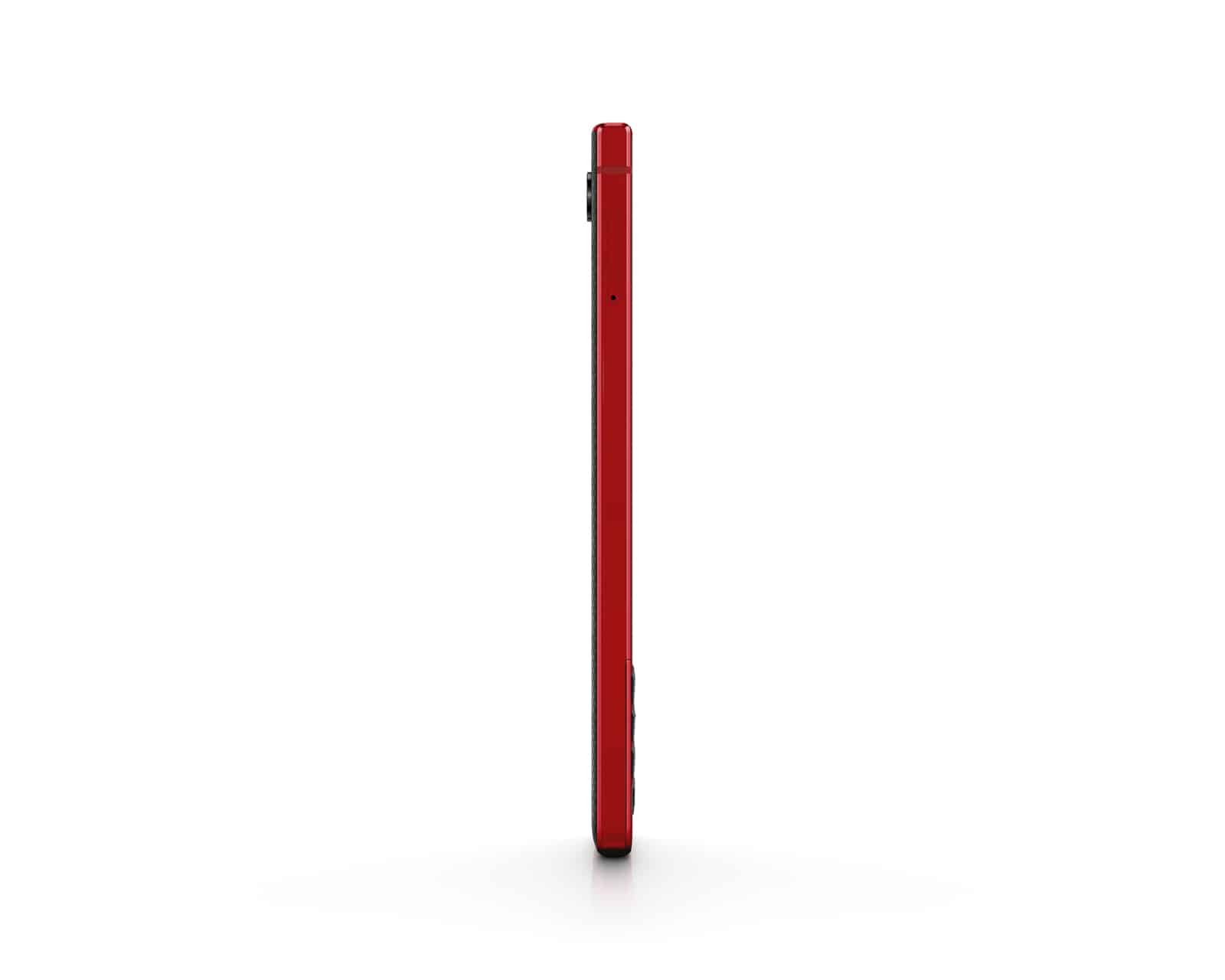 BlackBerry KEY2 Red Edition 6