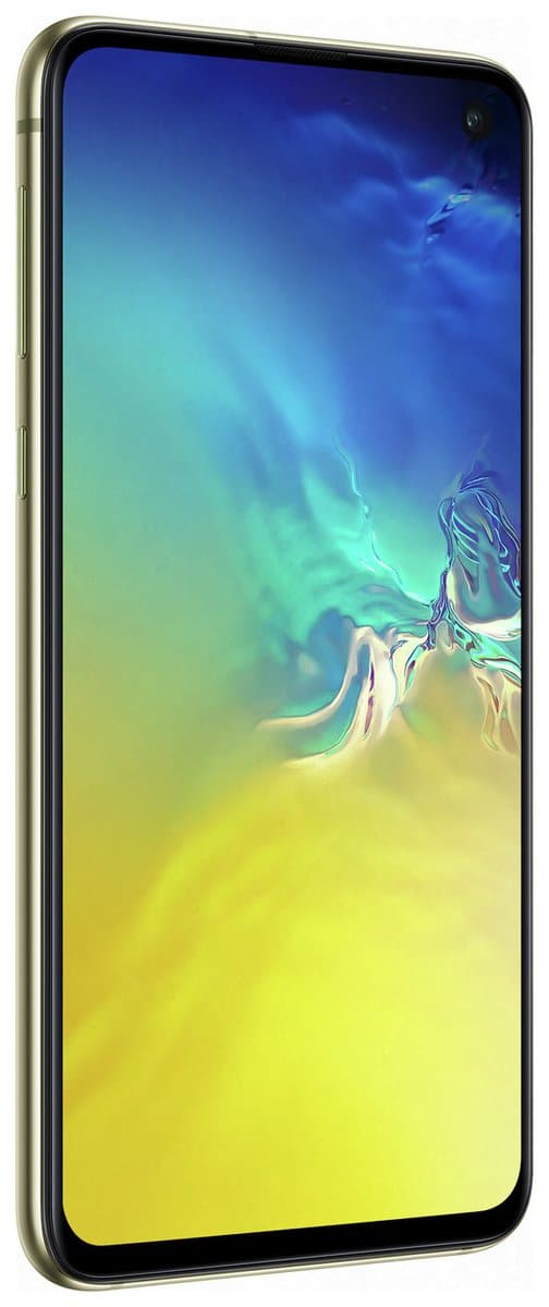 Canary Yellow Galaxy S10e render 26