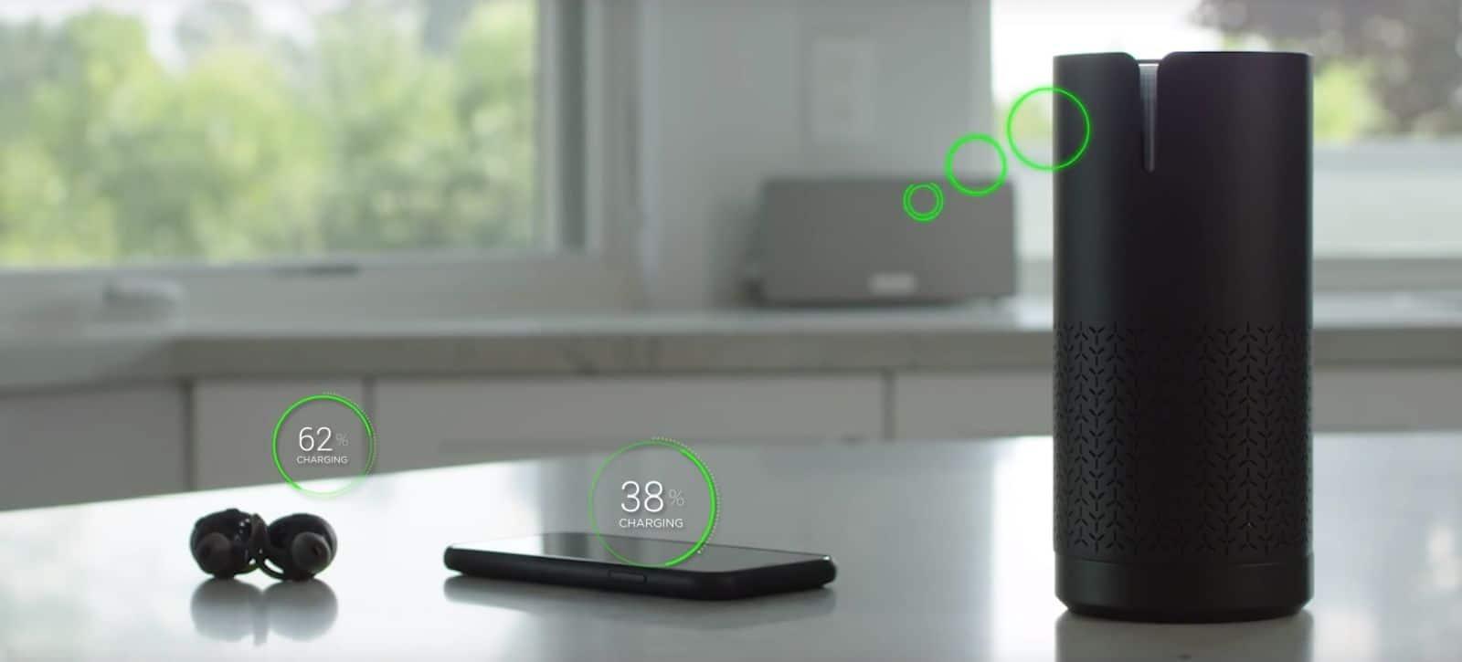 Energous Company Wireless Charging