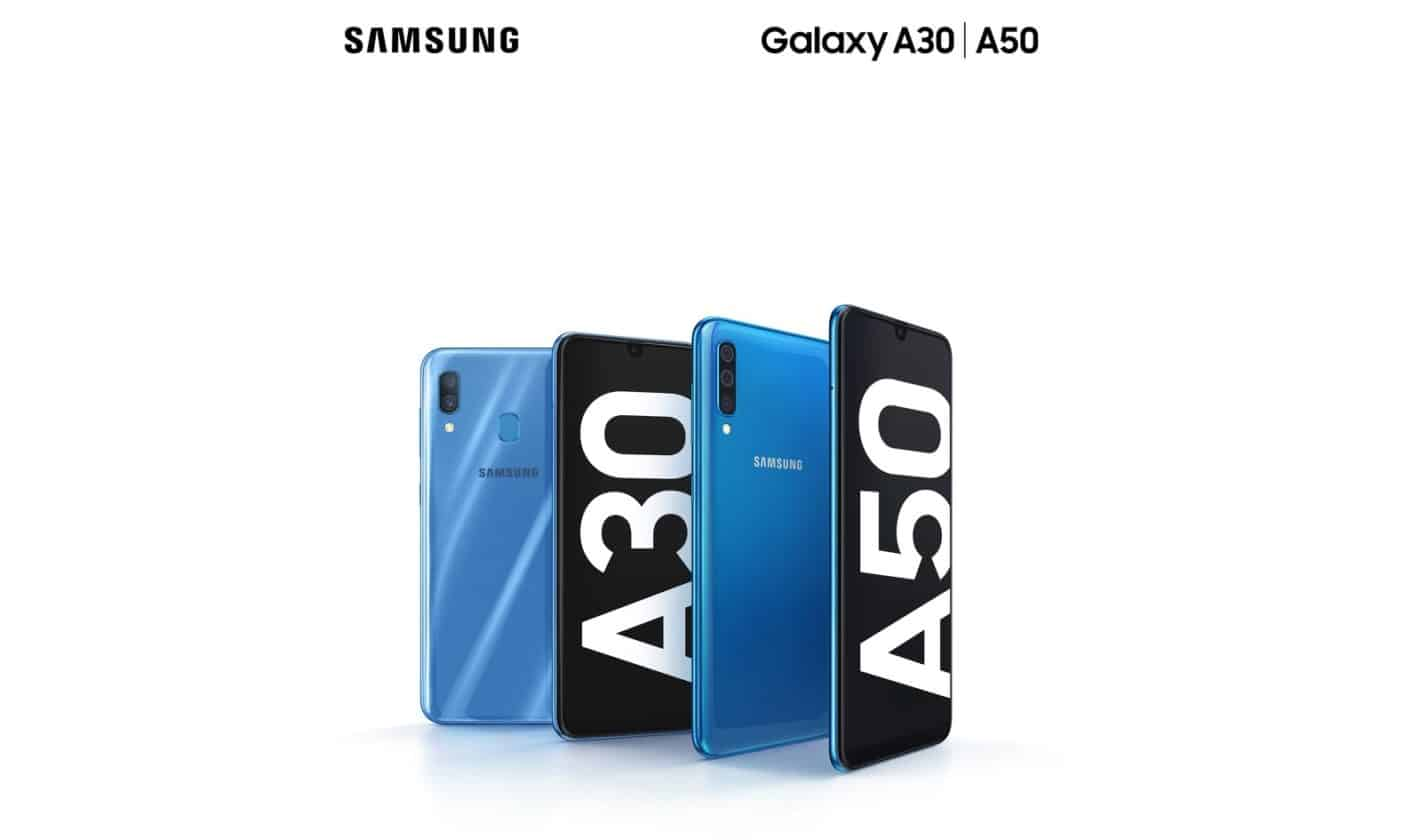 Galaxy A30 and A50 image 2