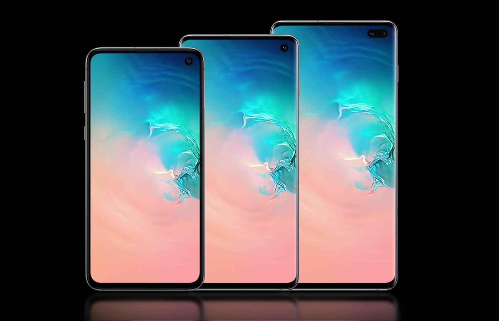 Galaxy S10 Series 01 1