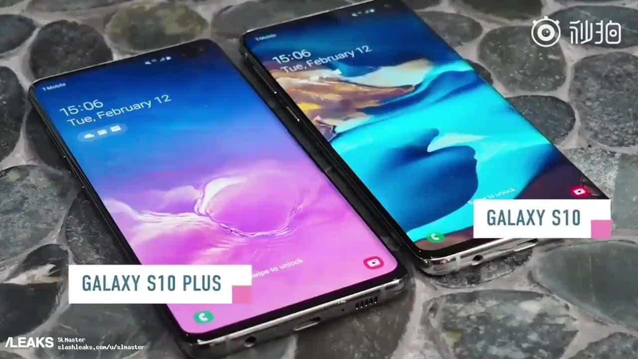 Galaxy S10 leaked Video Review 2