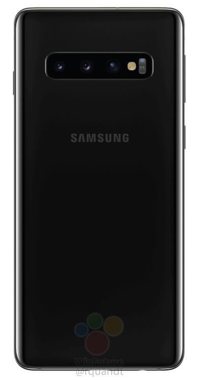 Galaxy S10 render leak WinFuture 2