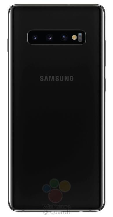 Galaxy S10 render leak WinFuture 21
