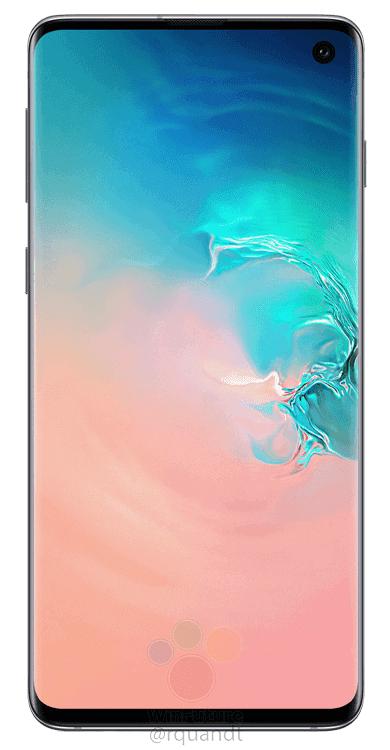 Galaxy S10 render leak WinFuture 4