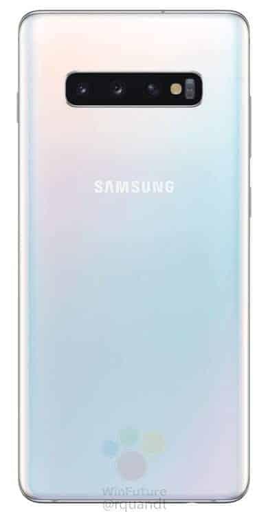 Galaxy S10 render leak WinFuture 51
