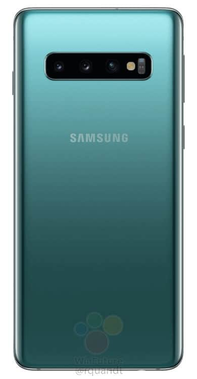 Galaxy S10 render leak WinFuture 8