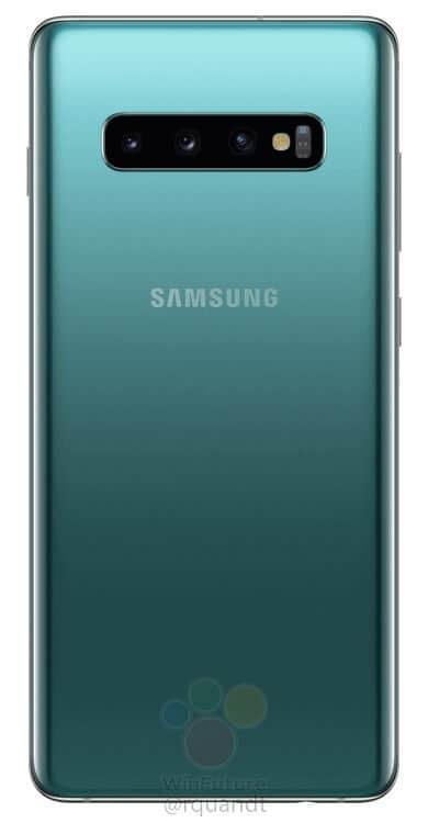 Galaxy S10 render leak WinFuture 81