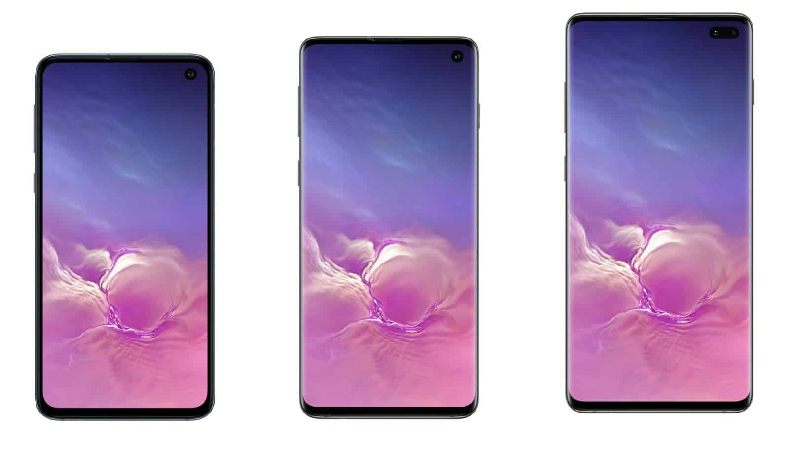 Get Your Hands On Official Samsung Galaxy S10 Wallpapers Download
