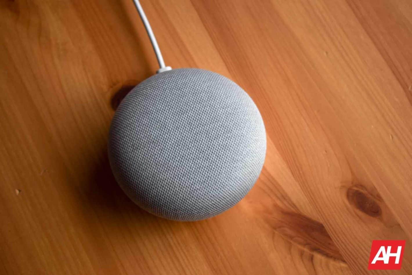 Google Home Mini AM AH 1