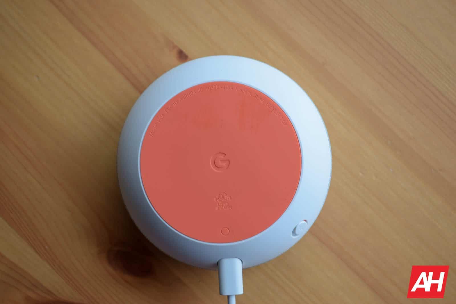 Google Home Mini AM AH 1 2