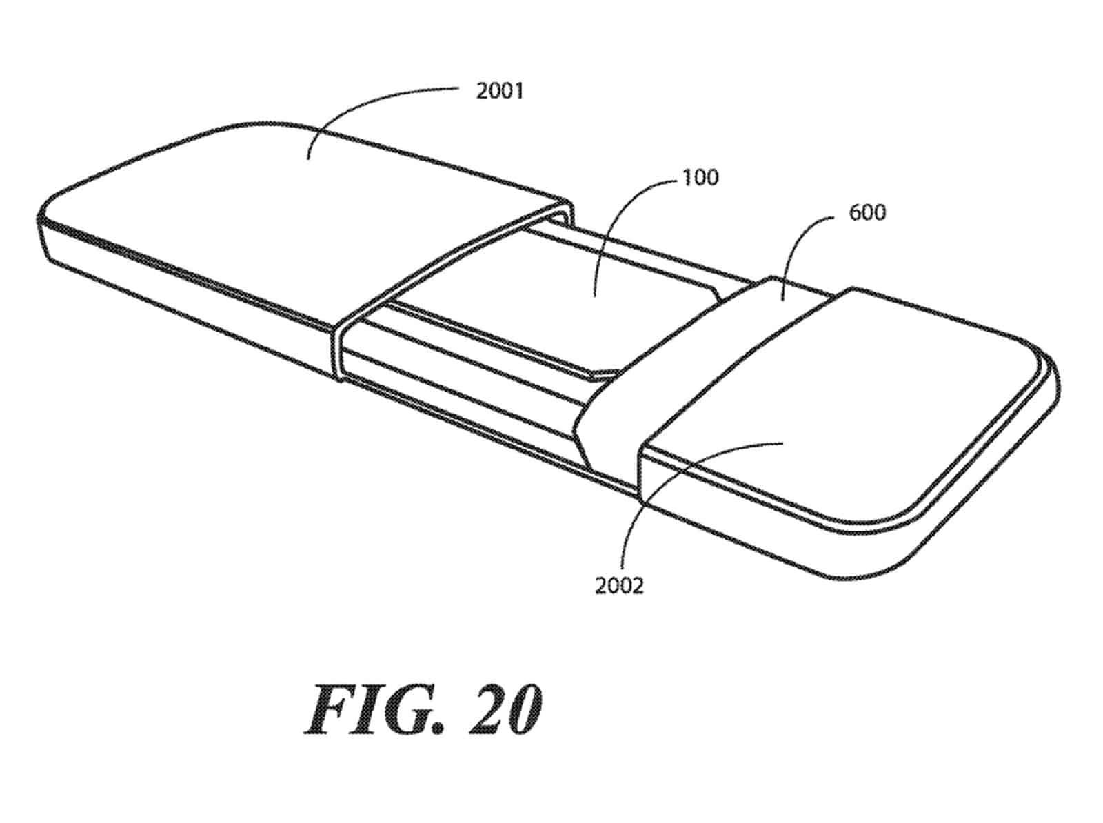 Google modular smartphone patent February 2019 11