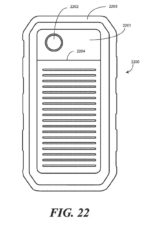 Google modular smartphone patent February 2019 13