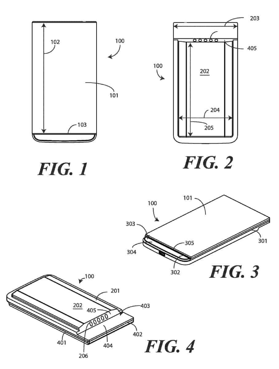 Google modular smartphone patent February 2019 2