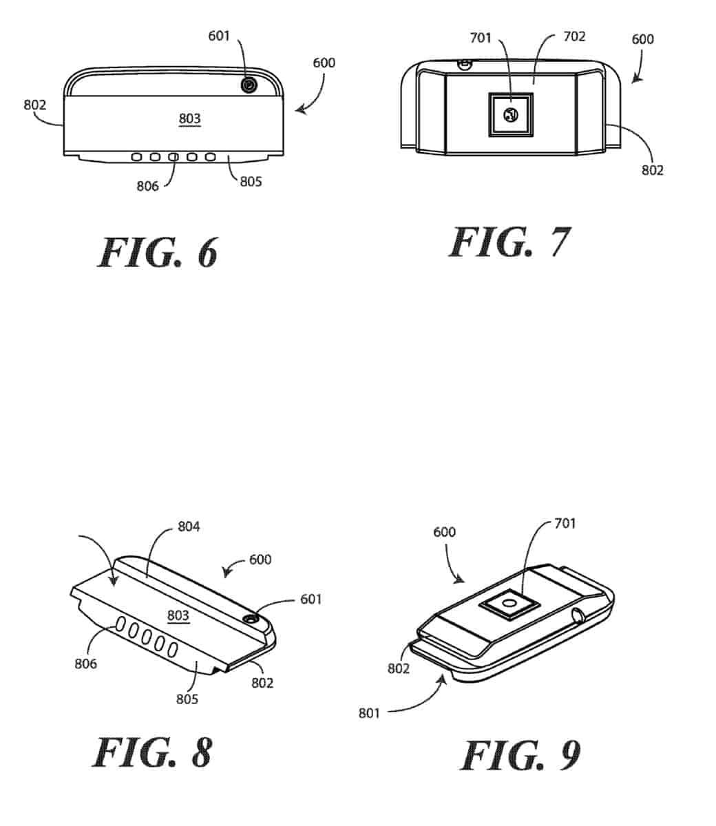Google modular smartphone patent February 2019 4