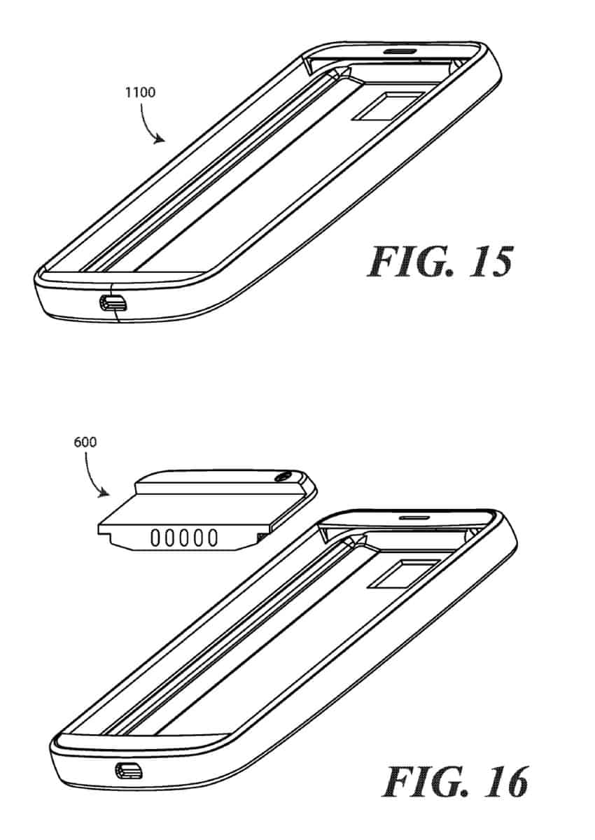 Google modular smartphone patent February 2019 8