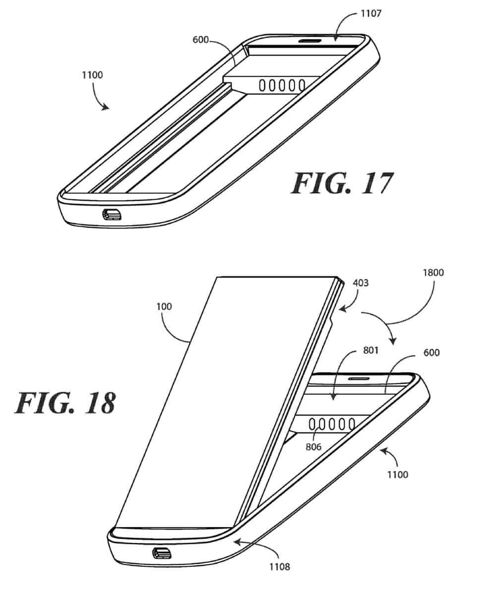 Google modular smartphone patent February 2019 9