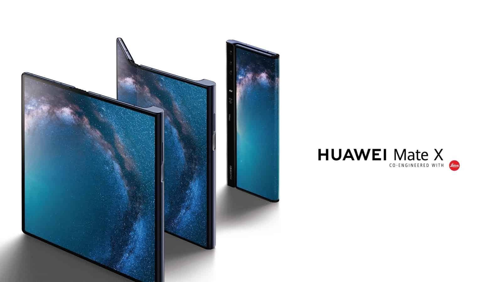Huawei Mate X image 111