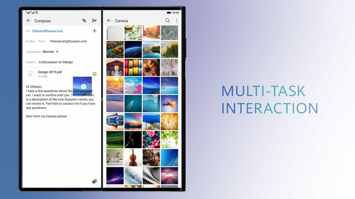 Huawei Mate X image 17