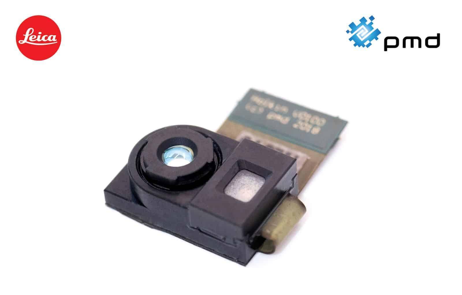Leica PMD ToF Sensor Holkin