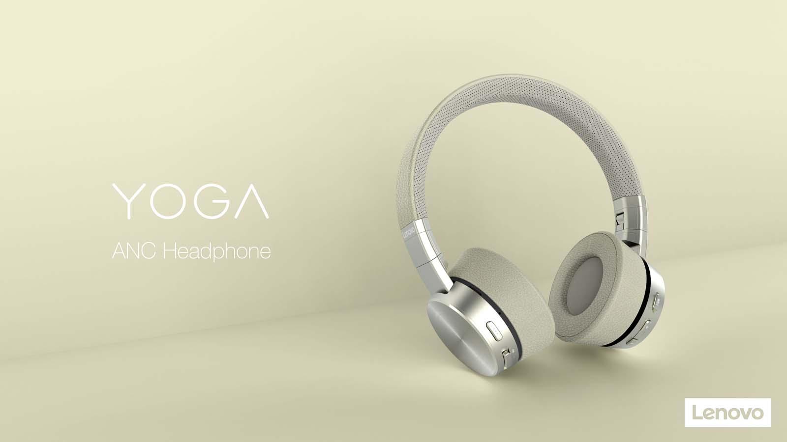 Lenovo Yoga ANC Headphones 1