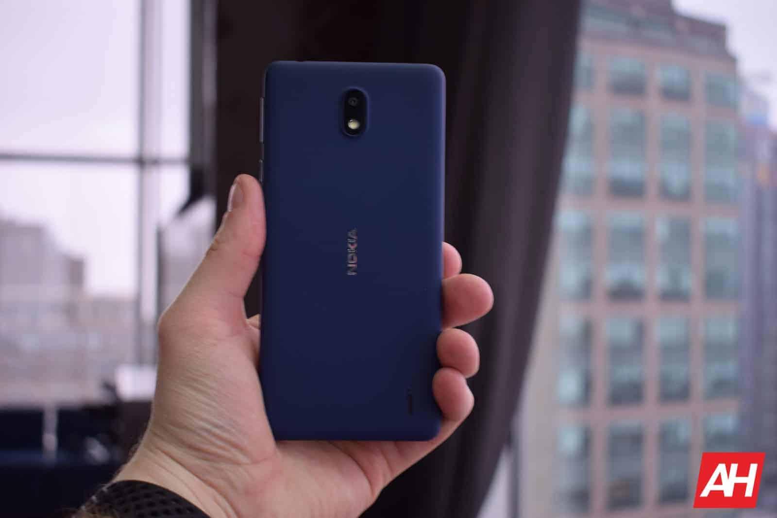Nokia 1 Plus MWC 2019 AM AH 7