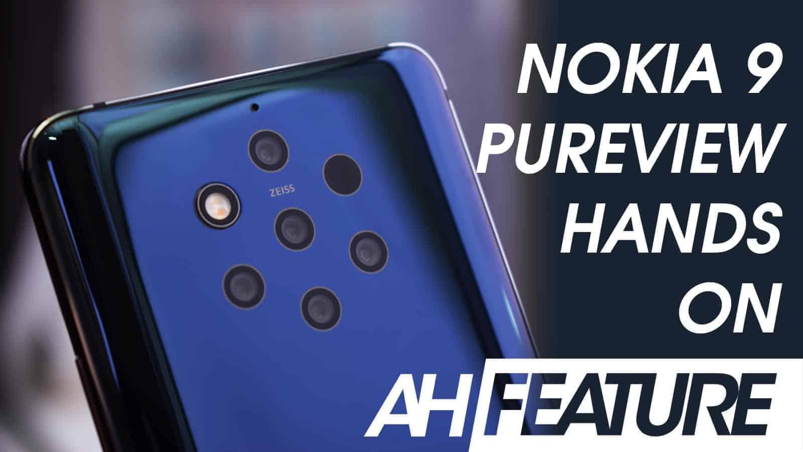 Nokia 9 Hands On 2