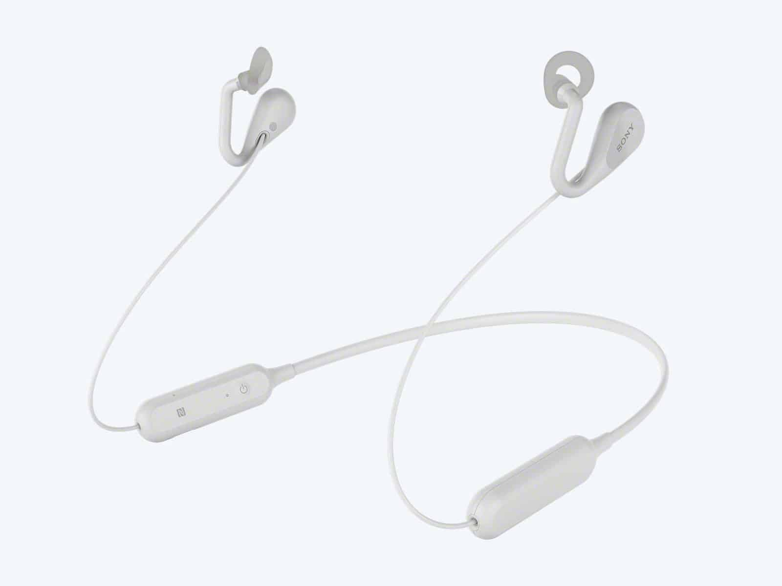 Open ear Bluetooth Stereo Headset SBH82D white