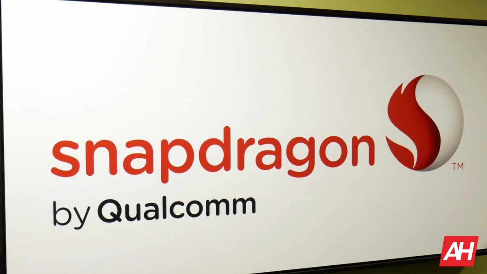 Qualcomm Snapdragon AH 49 AH 2019