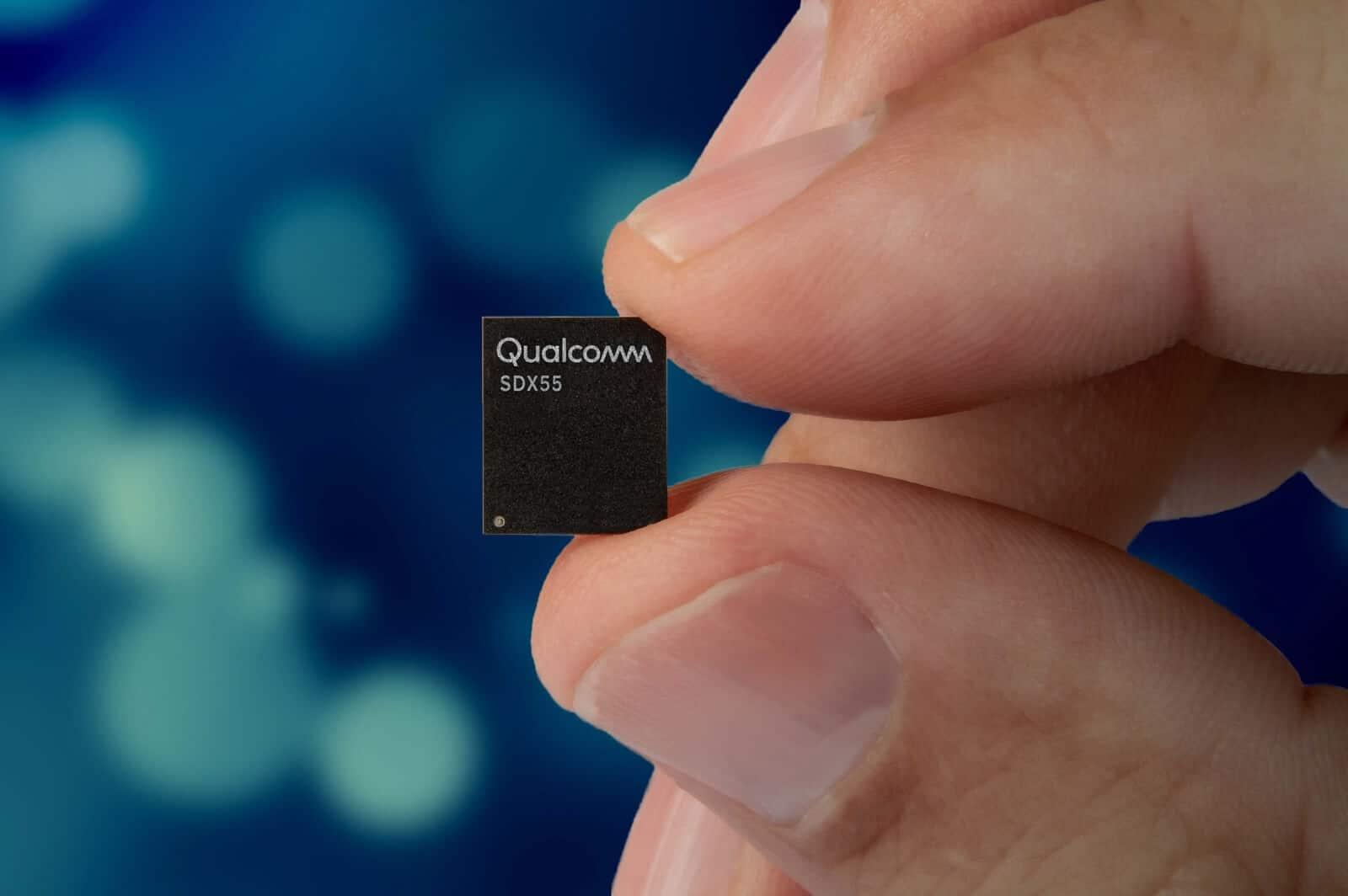 Qualcomm Snapdragon X55 5G Modem 01 1