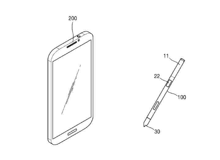 S Pen Camera Patent 3