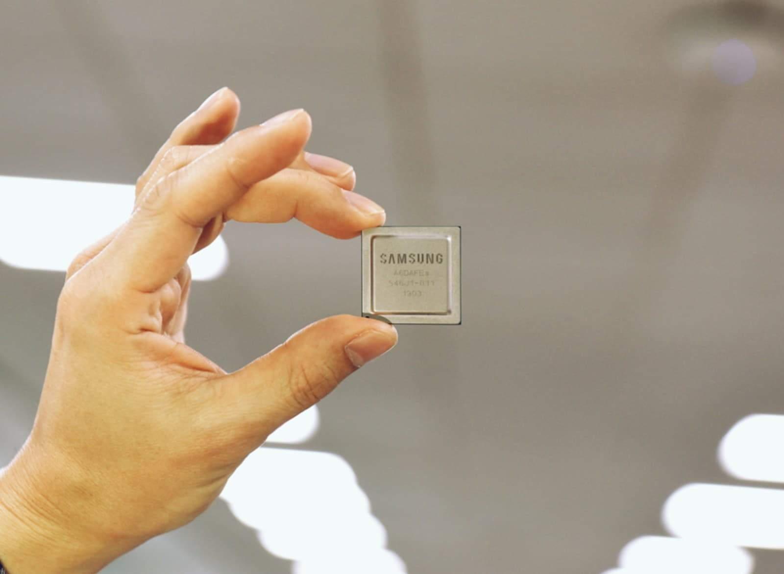 Samsung 5G DAFE ASIC main 2