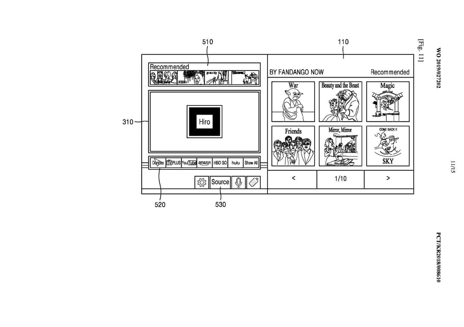 Samsung AR Goggles Patent 11