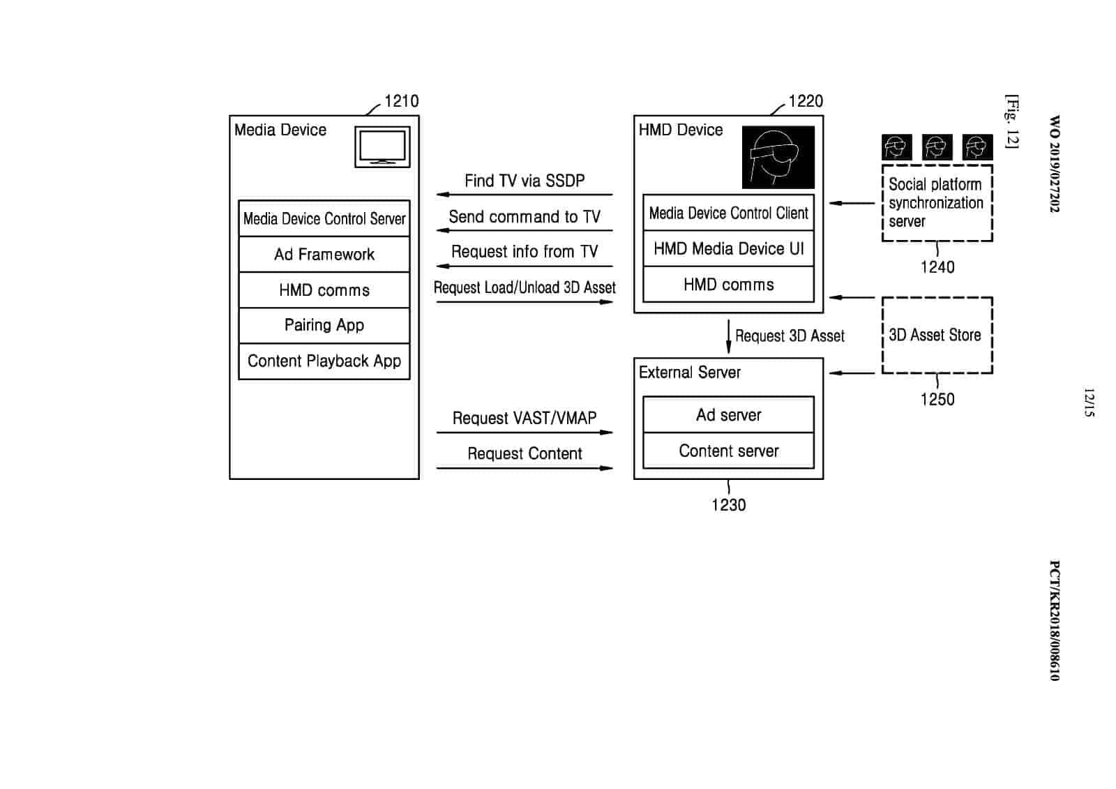 Samsung AR Goggles Patent 12