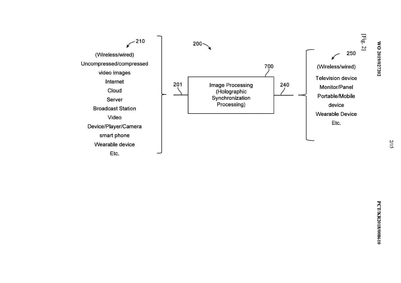 Samsung AR Goggles Patent 2