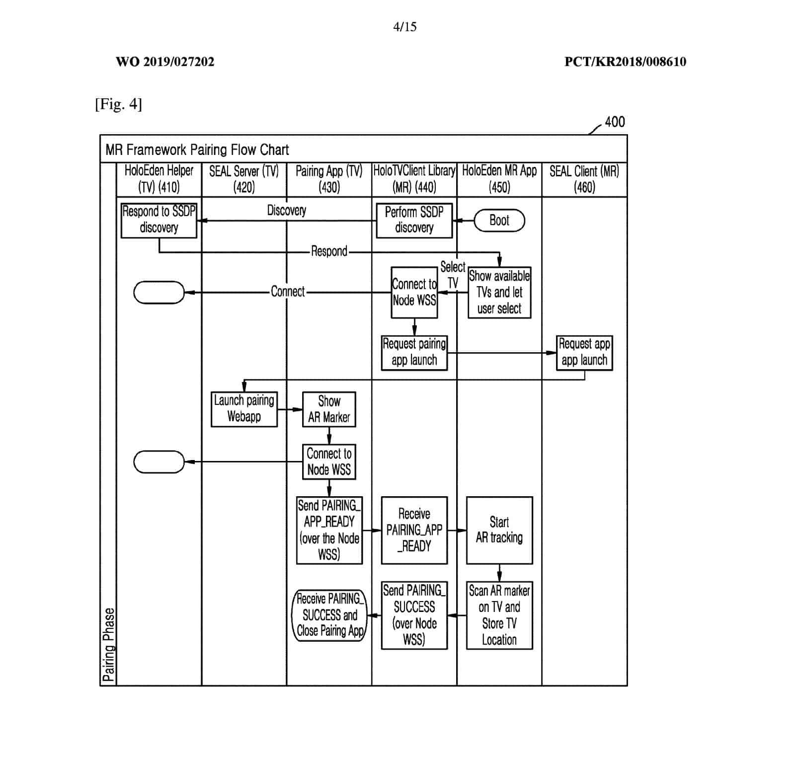Samsung AR Goggles Patent 4