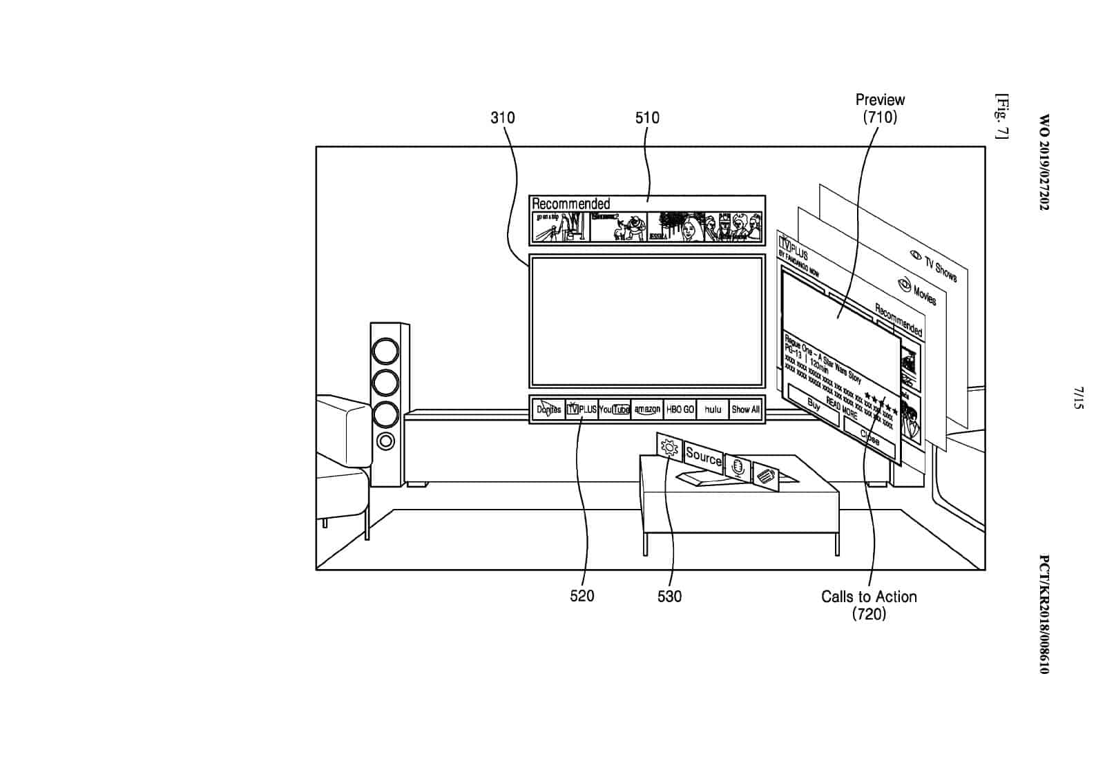 Samsung AR Goggles Patent 7