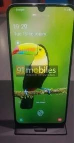 Samsung Galaxy A50 Leaked Photo 1