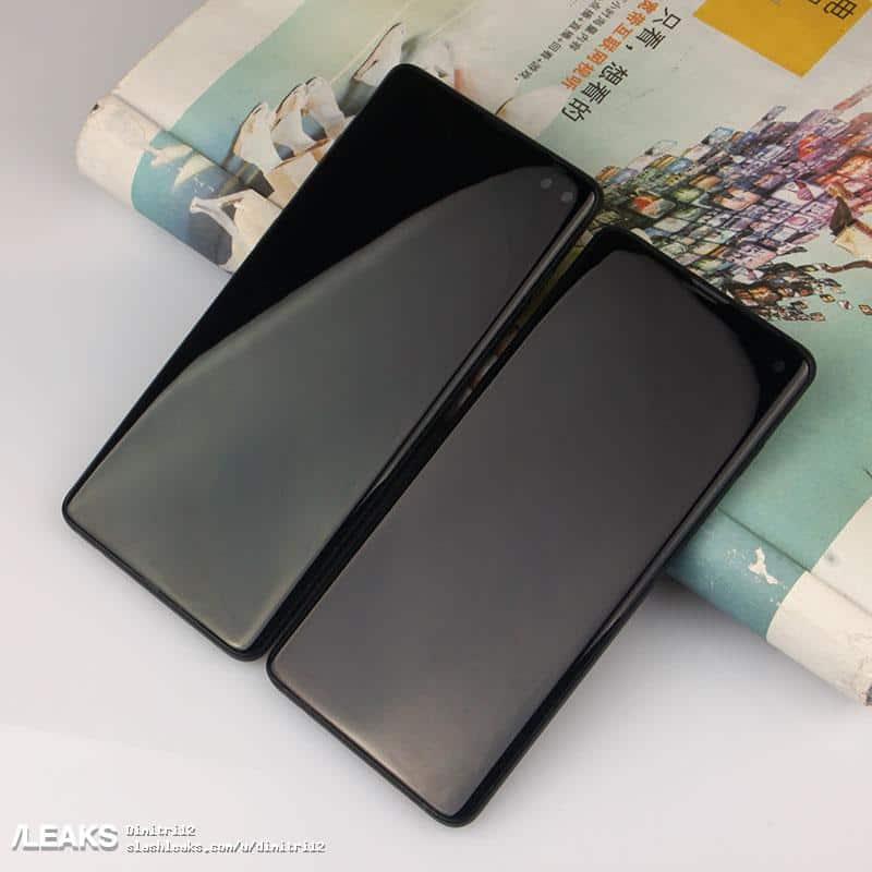 Samsung Galaxy S10 Dummy 1
