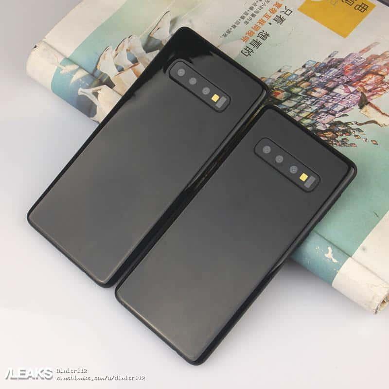 Samsung Galaxy S10 Dummy 2