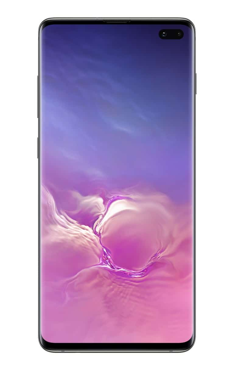 Samsung Galaxy S10 Plus black official image 2