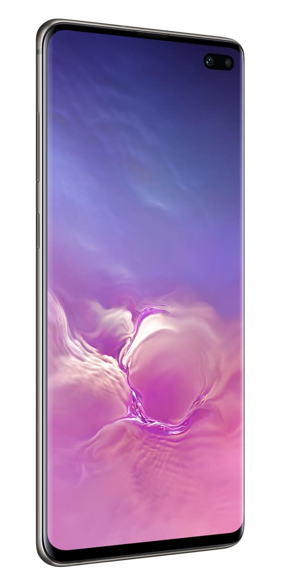 Samsung Galaxy S10 Plus black official image 3