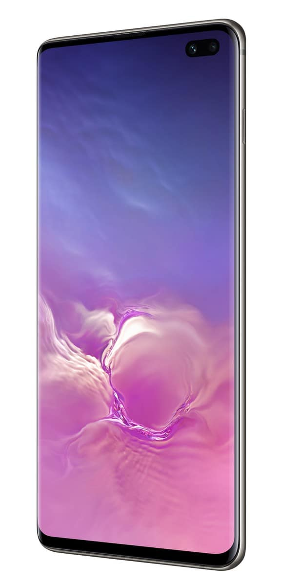 Samsung Galaxy S10 Plus black official image 4