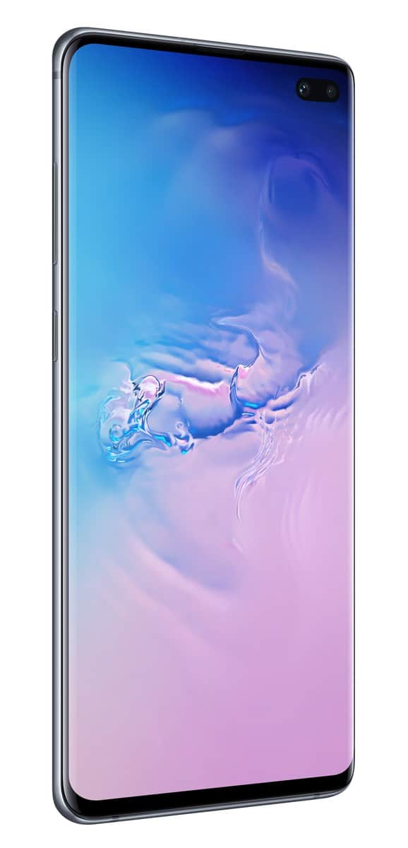 Samsung Galaxy S10 Plus blue official image 3