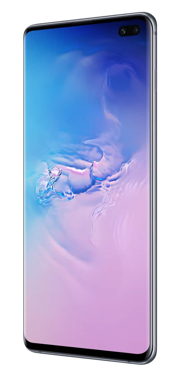 Samsung Galaxy S10 Plus blue official image 4