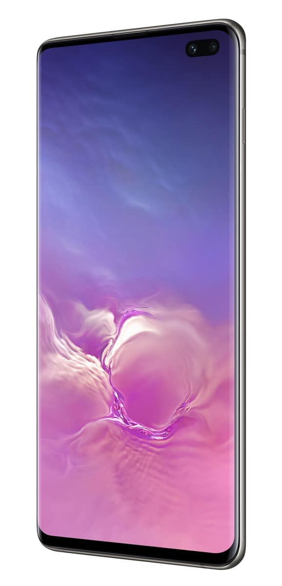 Samsung Galaxy S10 Plus ceramic black official image 3