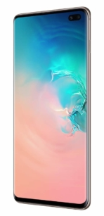 Samsung Galaxy S10 Plus ceramic white official image 3